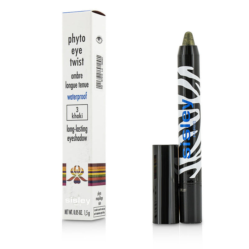 Sisley Phyto Eye Twist Long Lasting Eyeshadow Waterproof - #3 Khaki --1.5g-0.05oz By Sisley
