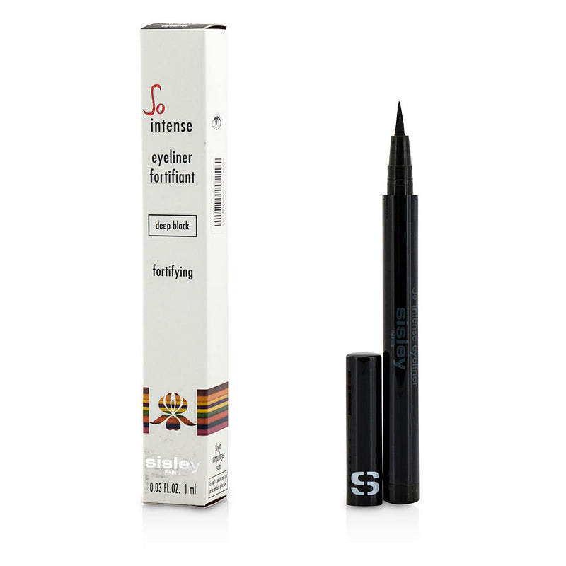 Sisley So Intense Eyeliner - #deep Black --1ml-0.03oz By Sisley