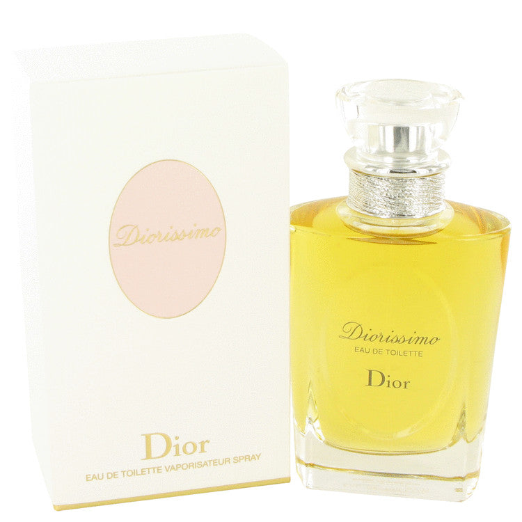 DIORISSIMO by Christian Dior Eau De Toilette Spray 3.4 oz for Women