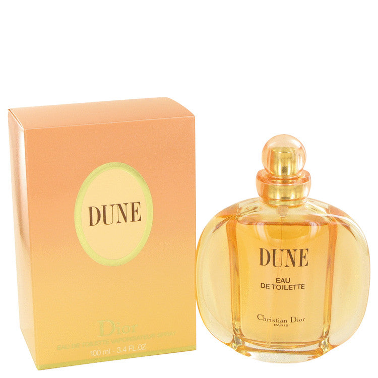 DUNE by Christian Dior Eau De Toilette Spray 3.4 oz for Women