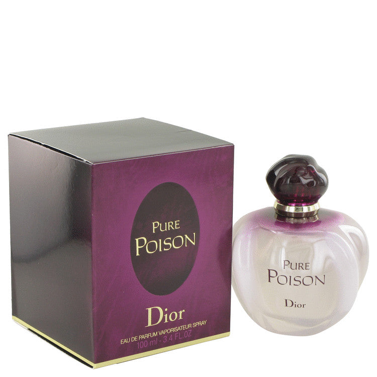 Pure Poison by Christian Dior Eau De Parfum Spray 3.4 oz for Women