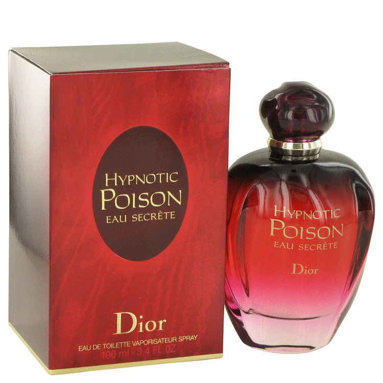Hypnotic Poison Eau Secrete by Christian Dior Eau De Toilette Spray 3.4 oz for Women