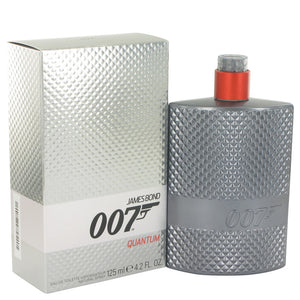 007 Quantum by James Bond Eau De Toilette Spray 4.2 oz for Men