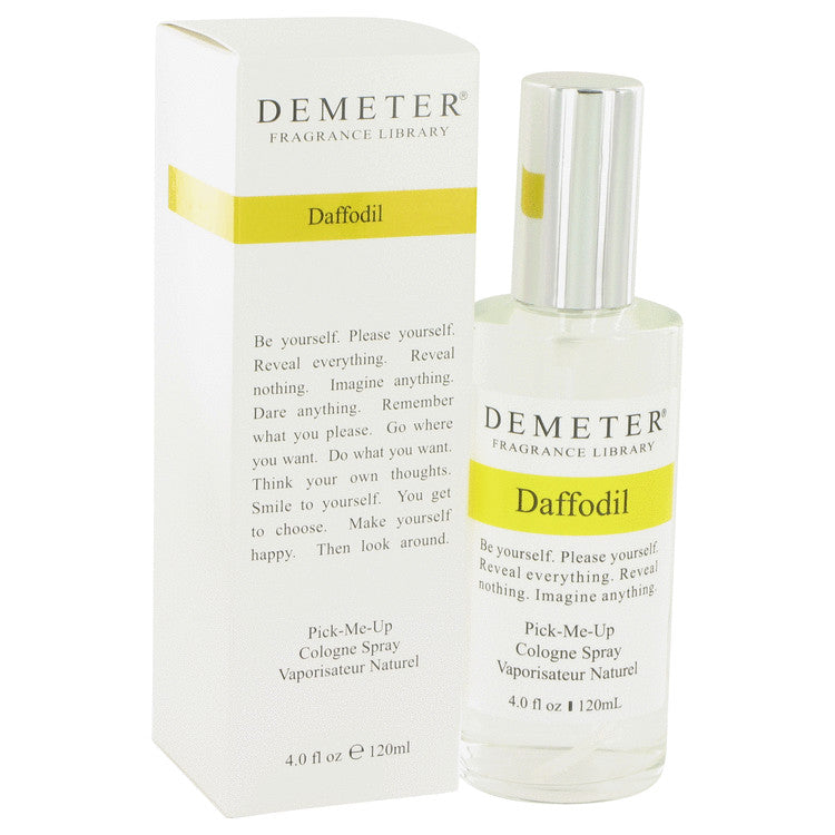 Demeter Daffodil by Demeter Cologne Spray 4 oz for Women