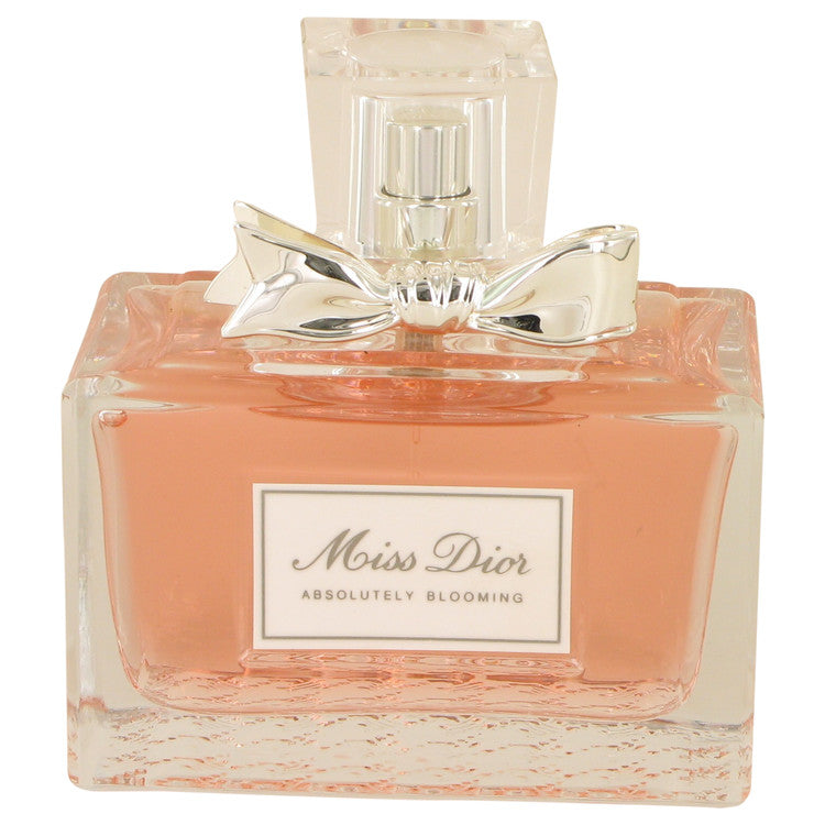 Miss Dior Absolutely Blooming by Christian Dior Eau De Parfum Spray (Tester) 3.4 oz for Women