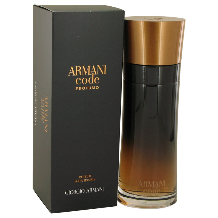 Armani Code Profumo by Giorgio Armani Eau De Parfum Spray 6.7 oz for Men