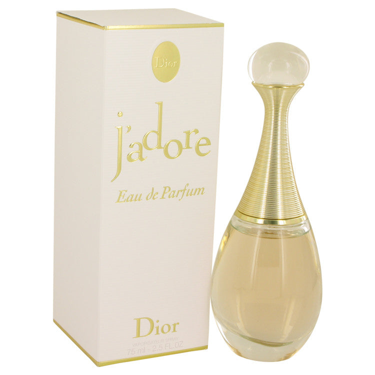 JADORE by Christian Dior Eau De Parfum Spray 2.5 oz for Women