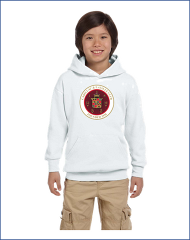 CLC Cadillac & LaSalle Club kids youth hoodie