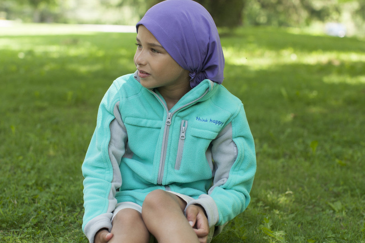 Pediatric Cancer Treatment Fleeces - Chemo Cozy