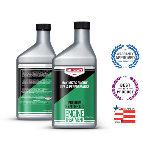 Synthetic Engine Treatment - 16oz