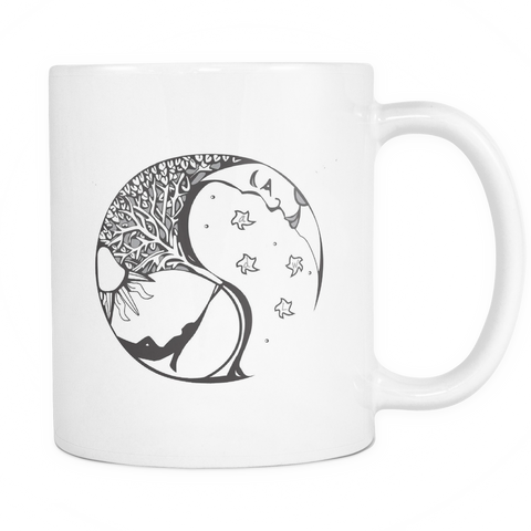 A Day Well Lived Mug - White