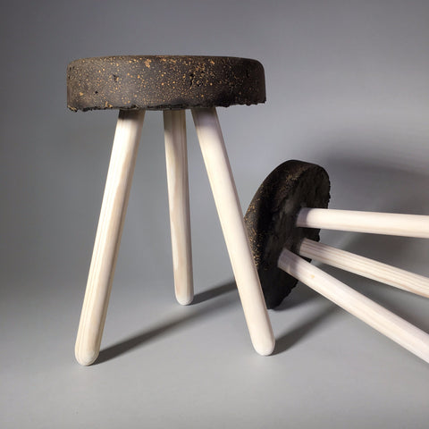 Alex Schofield: Pour Over Stool