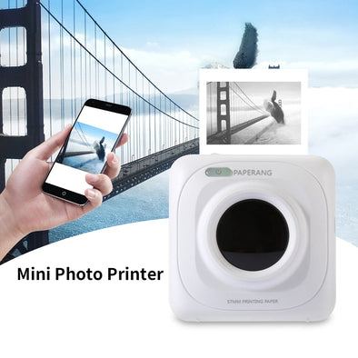 Mini Wireless Mobile Phone Instant Printer For iOS, Android And Windows