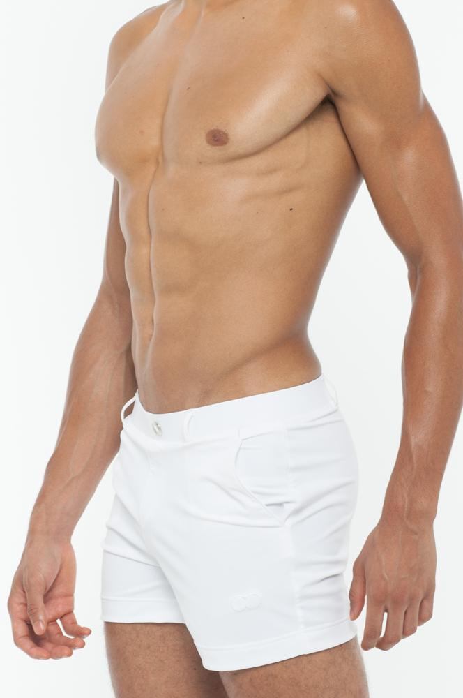 Bondi Beach to Street Short (White)