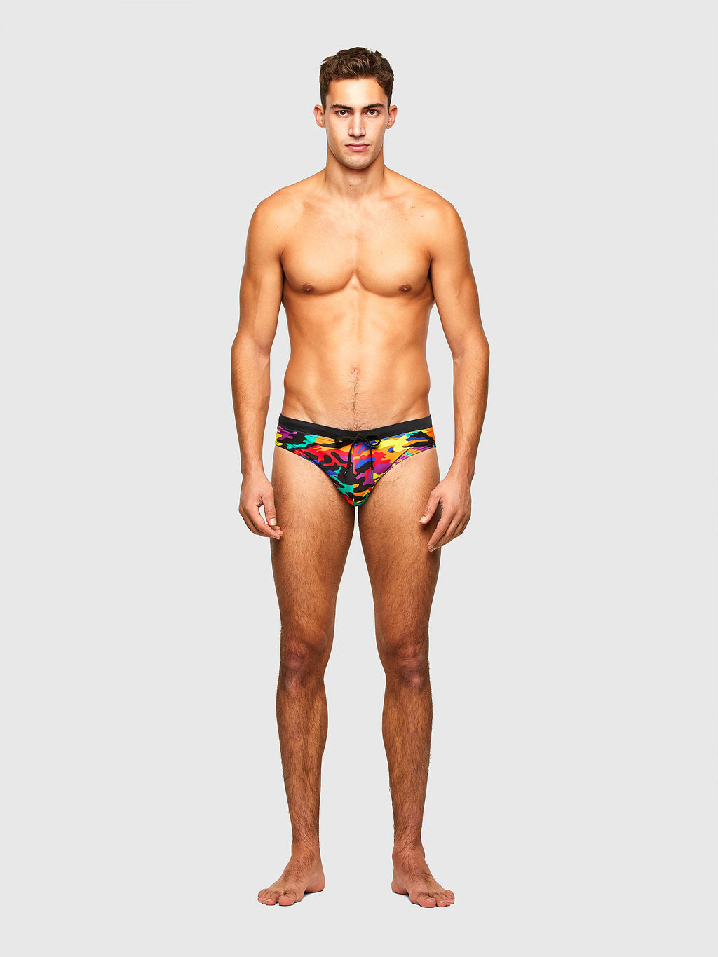 Beach Club Swim Brief (Gold)