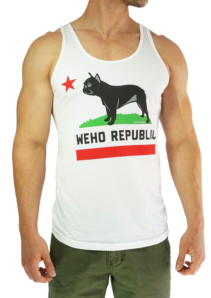 WeHo Republic Tank