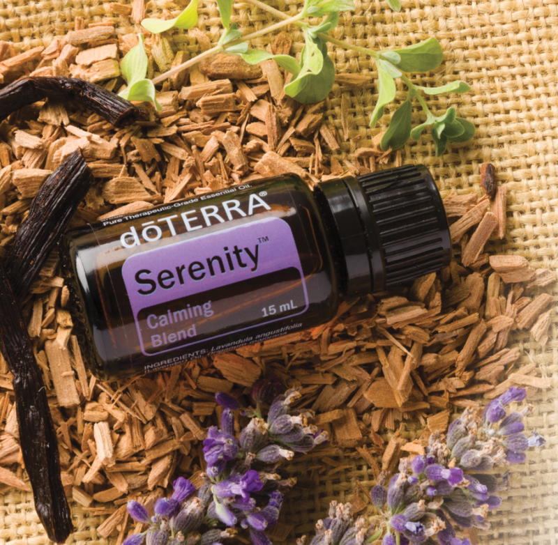 dōTERRA Serenity Restful Blend - 15ml