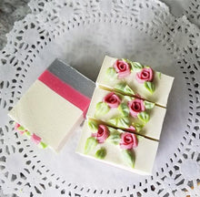 Load image into Gallery viewer, Rose & Peony Soap
