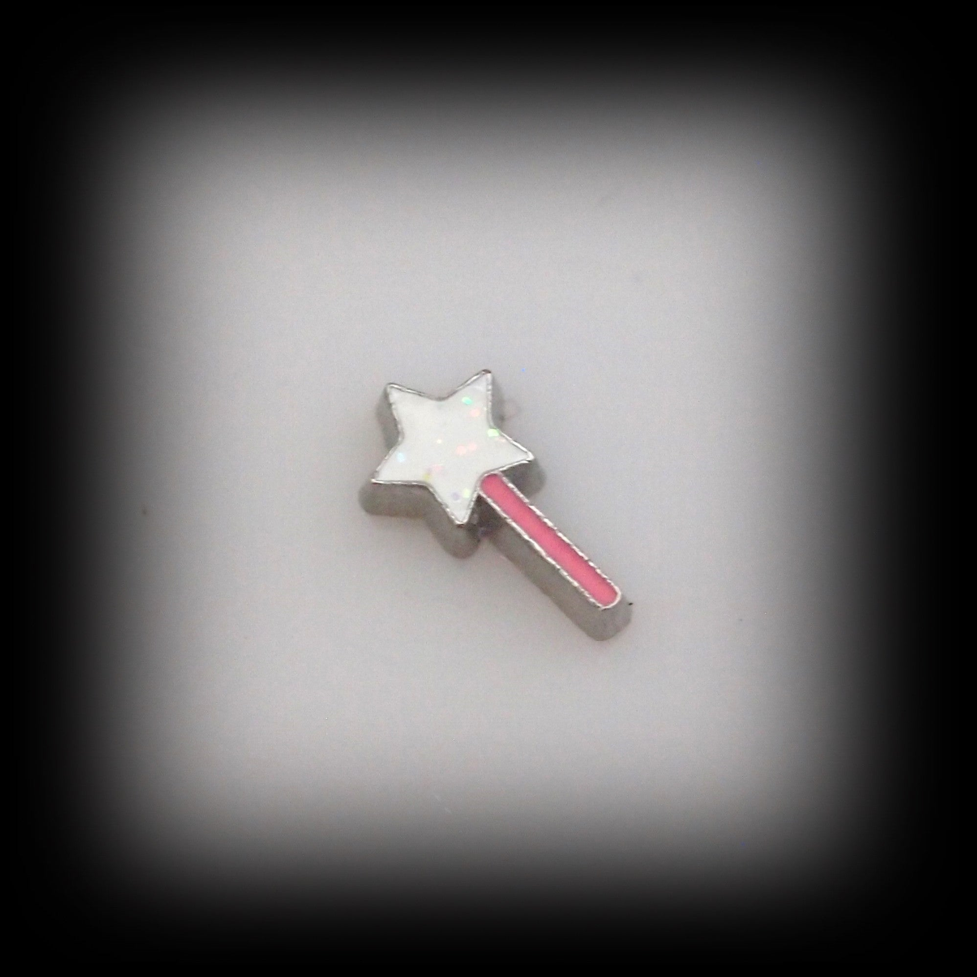 Magic Wand Floating Charm - Find Something Special