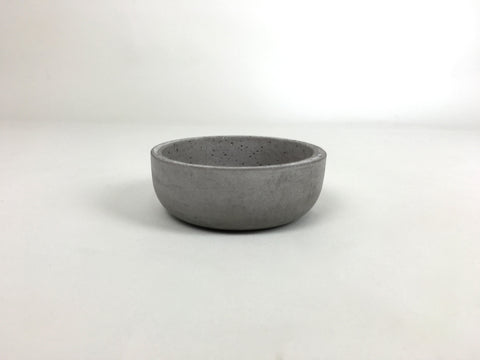 Wild & Wood Concrete Utility Bowl