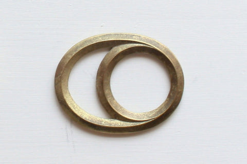Futagami brass bottle opener by Oji Masanori - Eclipse