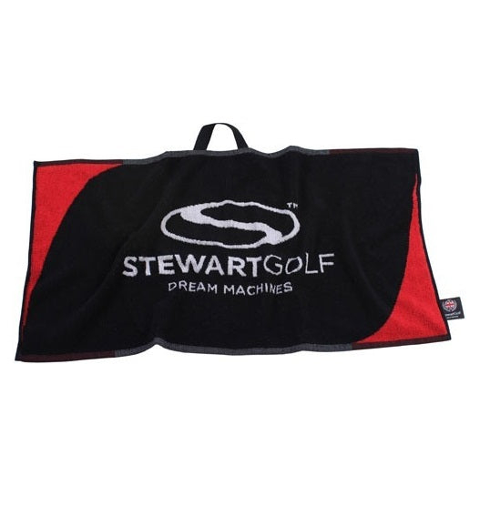 Stewart Golf Staff Golf Towel