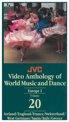 "JVCVOL20 - Europe I -- Ireland, England, France, Switzerland, W. Germany, Spain, Italy - Vol 20 <font color=""bf0606""><i>DOWNLOAD ONLY</i></font>"