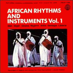 "African Rhythms and Instruments Vol. 1 <font color=""bf0606""><i>DOWNLOAD ONLY</i></font> LYR-7328"