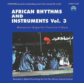 "African Rhythms and Instruments Vol. 3 <font color=""bf0606""><i>DOWNLOAD ONLY</i></font> LYR-7339"