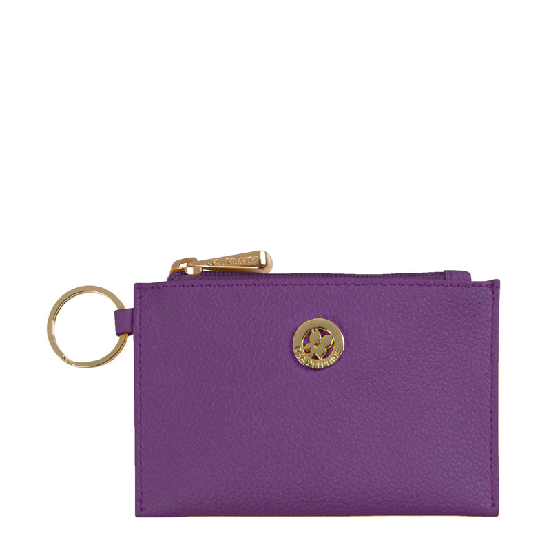Joy Coin Wallet - Violet