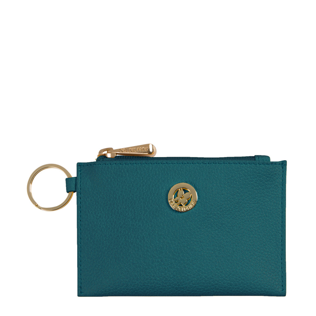 Joy Coin Wallet - Deep Turquoise