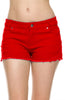 Cutoff Jean Shorts W/ Crochet Lace Trim - BodiLove | 30% Off First Order  - 8