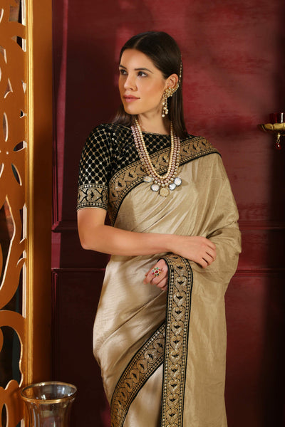 Online Shopping Sale - Latest Fashionable Cocktail Saree