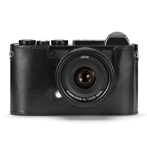 Leica CL Camera Protector, leather, black