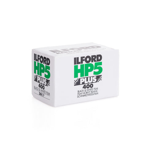 Ilford Professional 400 Speed Black & White Negative Film - 36 Exp.