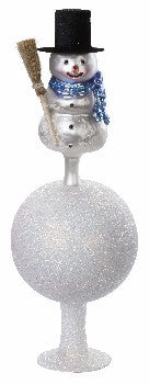 "King of the Hill Christmas Tree Finial - 8-3/4"" - SALE / SAVE 50%"