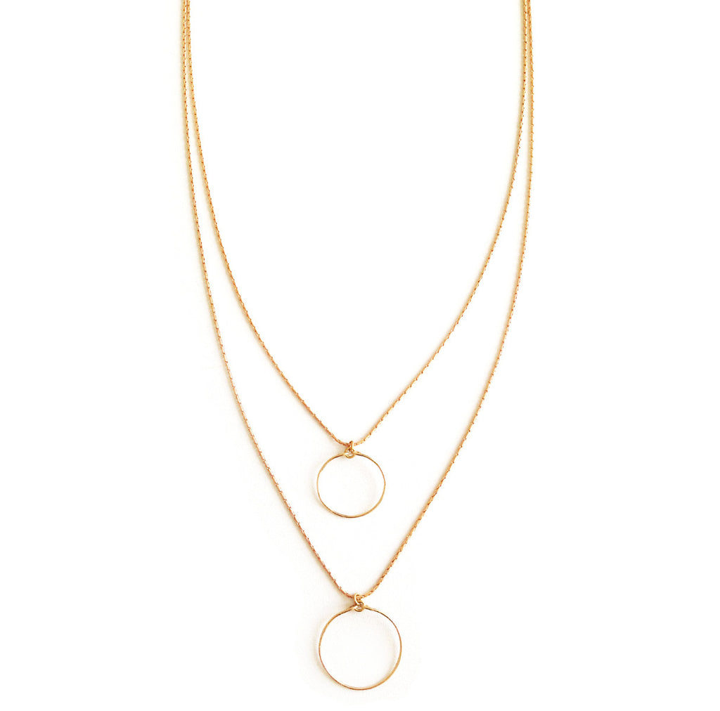 Collier Double Curves