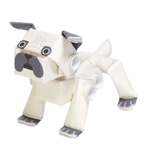 PIPEROID animals - Pug