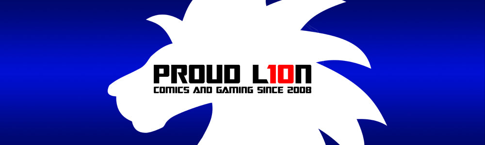 Celebrating Proud Lion's 10th anniversary!