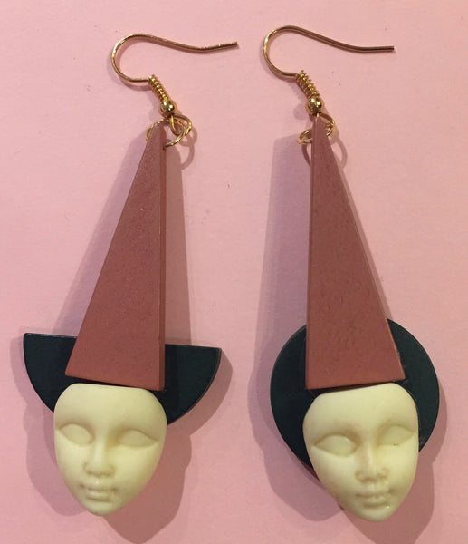 Face Shapes Earring
