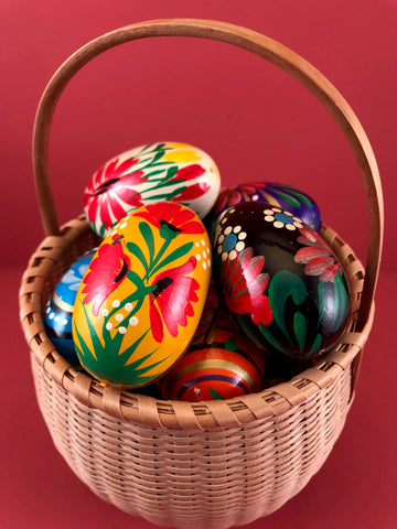 Pysanky Eggs from Poland