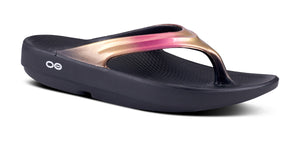 OOFOS Footwear Women's OOlala Luxe Sandal - Rose Gold