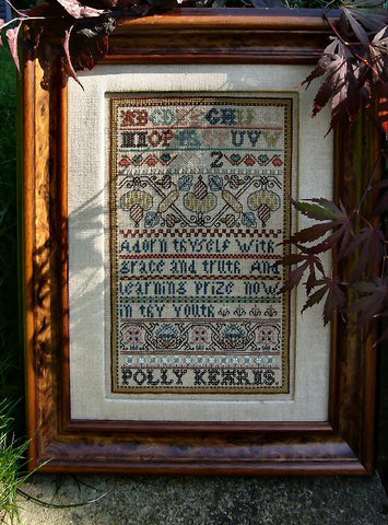Acorn Sampler | Cross Stitch | Sampler Company