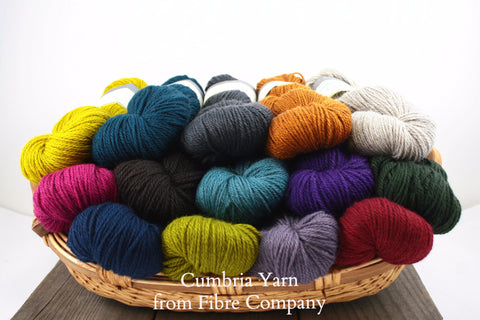 Cumbria  Worsted Weight Yarn | The Fibre Company