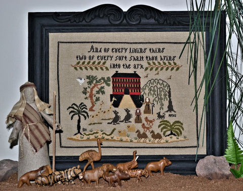 Noah's Ark | Cross Stitch | Sampler Company