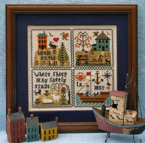Sampler Musings | Cross Stitch | Sampler Company
