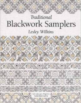 Traditional Blackwork Samplers | Lesley Wilkins