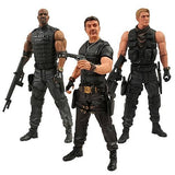 The Expendables Set from Rare Hunters - Figures