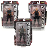 The Expendables Set from Rare Hunters - Packaging