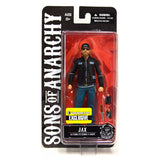 Sons of Anarchy 6-Inch Exclusive Jax Teller Figure from Rare Hunters - Packaging